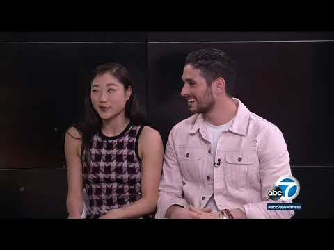 "Olympic skater Mirai Nagasu ready for ""Dancing with the Stars"" 
