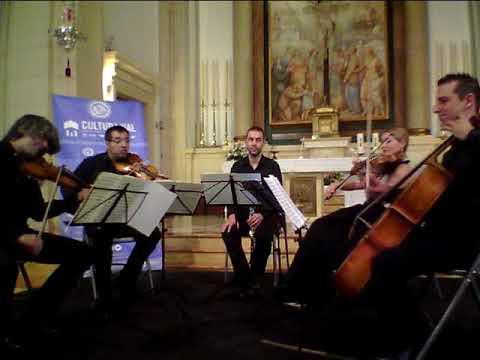 Mozart Clarinet Quintet K581 in A     3- Menuetto