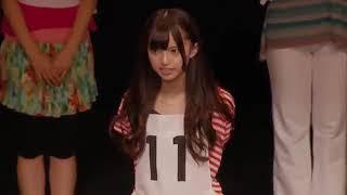 乃木坂46の第一期生メンバー齋藤飛鳥さんの、オーディション映像です。