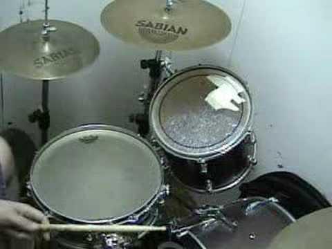 Gospel fill drum lesson