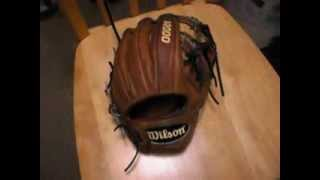 Wilson a2000 DP15 baseball Glove Give Away a2k Dustin Pedroia 2014 For Sale