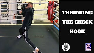 How To Throw a Boxing Check Hook