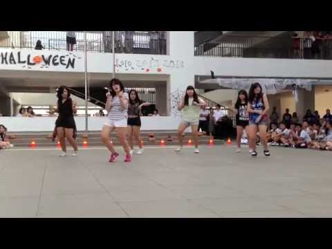 Dance Club  The Baddest Female & Buyou  LSTS  Dance Performance