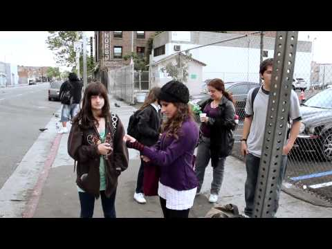 ▶ Homeless Teenagers Living On LA's Skid Row   Union Rescue Mission   YouTube