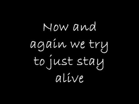 Three Days Grace- Never Too Late Lyrics