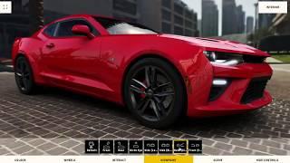 3D конфигуратор Chevrolet
