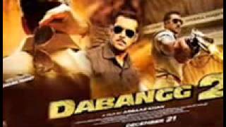 DABANGG 2 NEW HINDI MOVIE SONG