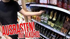 AUSRASTEN mit ALKOHOL auf der Klassenfahrt?! | Holland Vlog #1 | Ekki