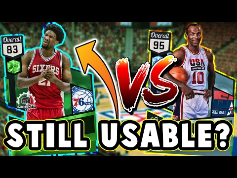 CAN YOU STILL WIN WITH EMERALD CARDS IN MyTEAM ONLINE?? | NBA 2K17 MyTEAM Challenge