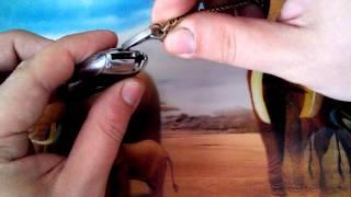 Інструкція з розбирання ключа (брелока) від Mercedes W211
