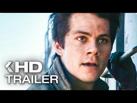 MAZE RUNNER 3: The Death Cure Trailer (2018)