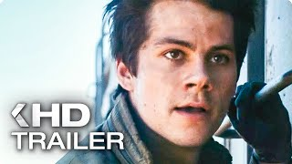 MAZE RUNNER 3: The Death Cure Trailer (2018)