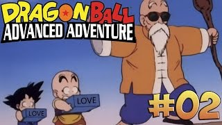 Dragon Ball: Advanced Adventure - Moar amor para TODOS #02