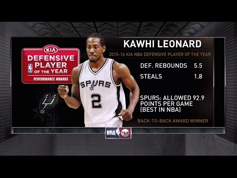[Playoffs Ep. 2/15-16] Inside The NBA (on TNT) Full Episode – Kawhi Leonard wins  NBA Defensive POY