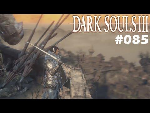 Dark Souls III #085 - Saufgelage mit Hawkwood [Blind, Deutsch/German Lets Play]