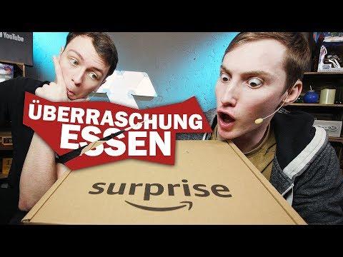 MILCH IST GIFT : Food Trends Box | Amazon Surprise Box - Amazon Überraschung