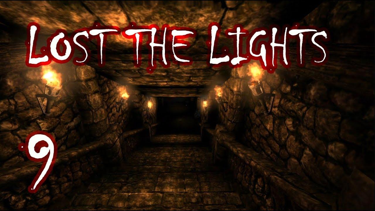 阿津失憶癥 Amnesia custom story - 失去光明 Lost the lights - part 9 恐怖遊戲 - YouTube