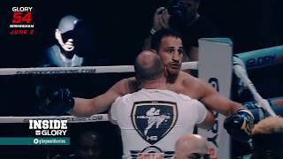 GLORY 54: Harut Grigorian looks forward to first welterweight title defense in Birmingham