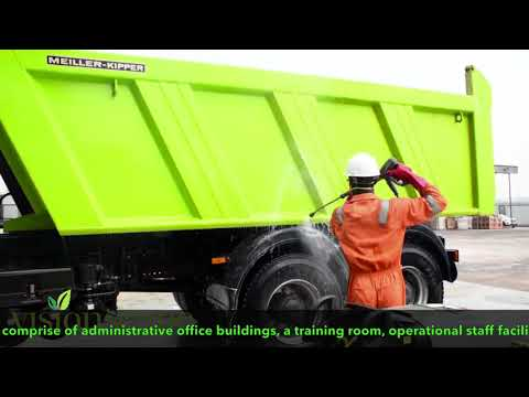 Visionscape Sanitation Solutions- Fleet Maintenance Depot