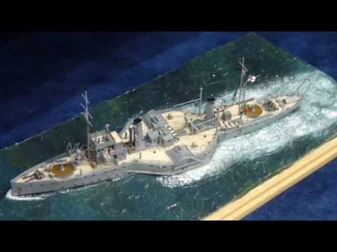 Scale Modelworld - IPMS Telford 2016 - Mainly the Marine stuff!