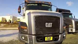 Cat Street Trucks Have Arrived