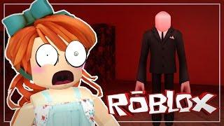 """SLENDER MAN WANTS A HUG!"" | Roblox - Stop it Slender | Marielitai Gaming"