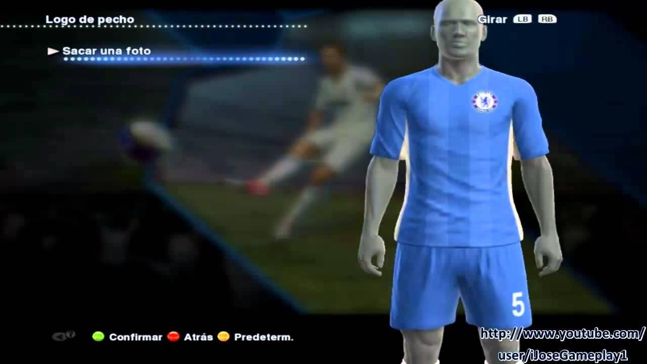 99d5b2521a PES 2013 Kits Camisetas para PC Premier League Arsenal