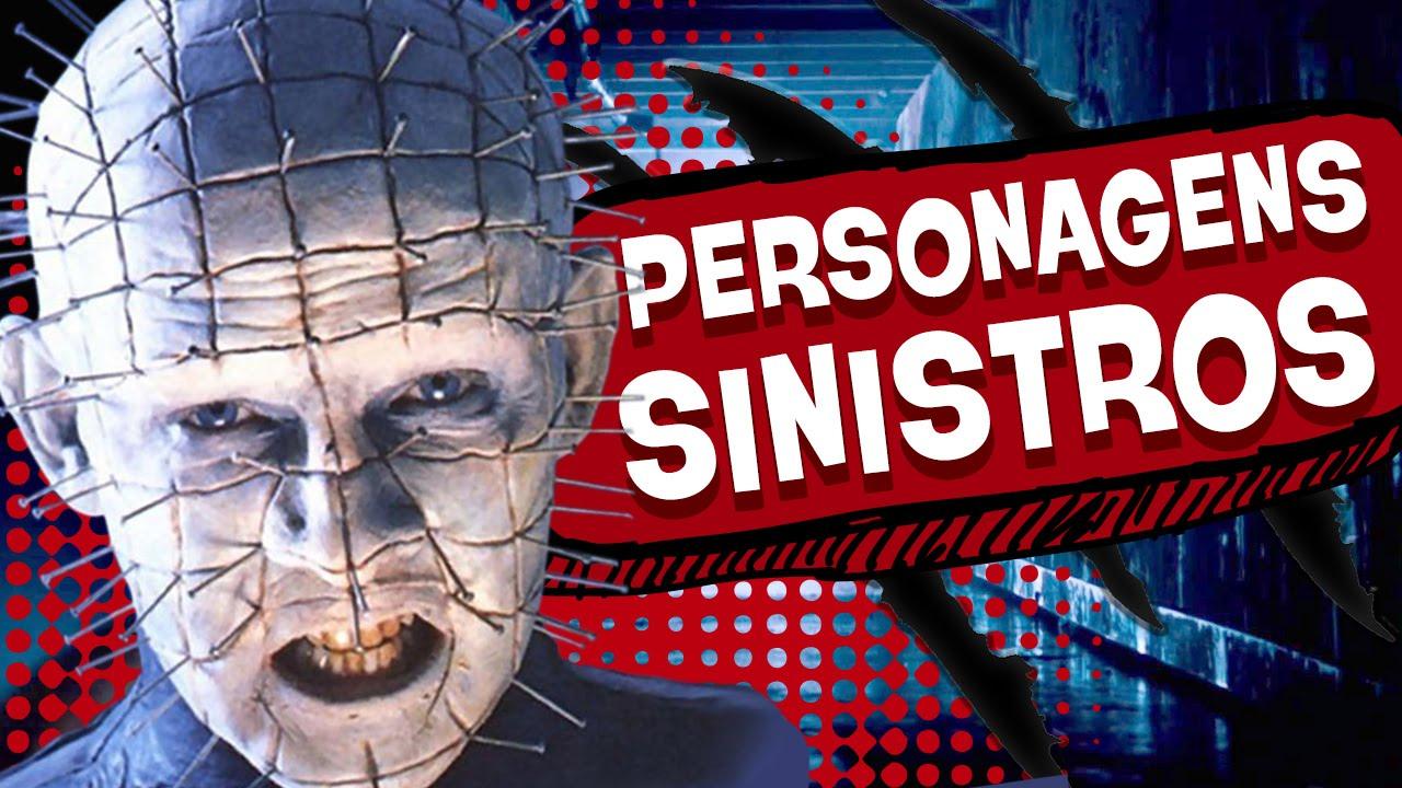 5 personagens mais assustadores do Cinema