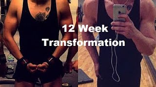 My First Steroid Cycle | What's it feel like? | Weekly Weigh/Strngth Gain with Photos | thumbnail