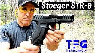 Stoeger STR 9 New 2019   TheFireArmGuy