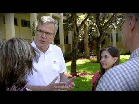My Passion for Education Reform | Jeb Bush