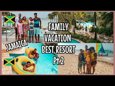 Back To Jamaica Family Vacation | Hilton Rose Hall Montego Bay | Pt. 2