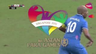 Amazing Singapore goals (David Beckham, Lionel Messi)