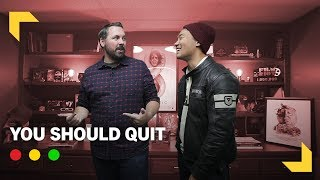 You Should Quit Filmmaking... Unless
