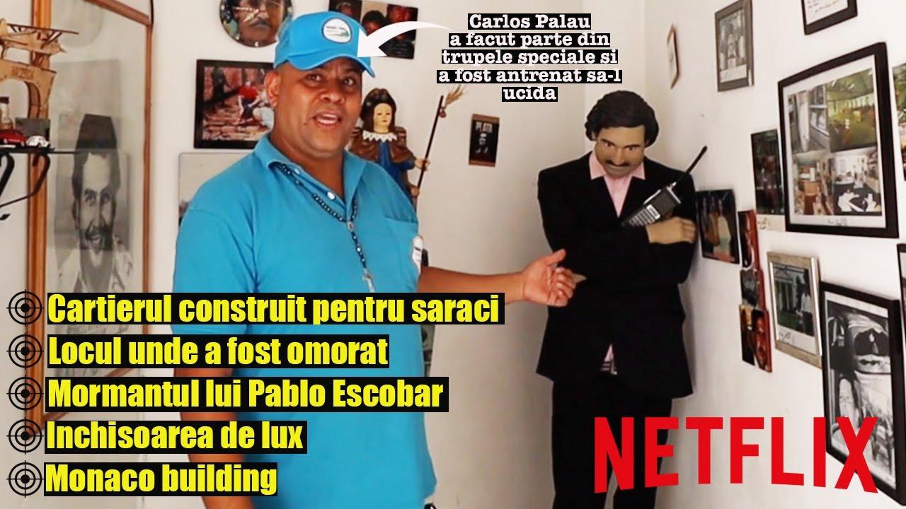 Cine a fost Pablo Escobar in realitate! Marturiile unui fost politist: Netflix este fictiune