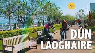 DIA DE SOL EM DÚN LAOGHAIRE NA IRLANDA 🌞