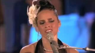 Alicia Keys - Diary (Hollywood bowl)