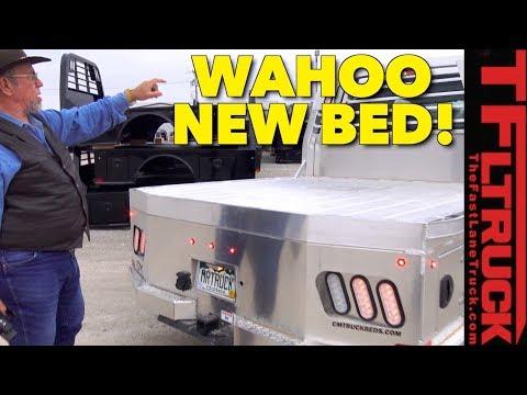 You Gotta See Mr.Truck's New Aluminum CM Truck Bed!
