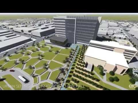 New Hidalgo County Courthouse Concepts