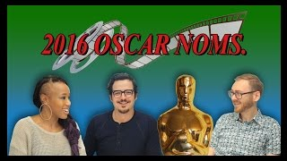 2016 Oscar Nominations! - CineFix Now