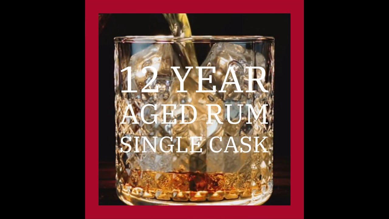 Soggy Dollar Anniversary Limited Edition Rum