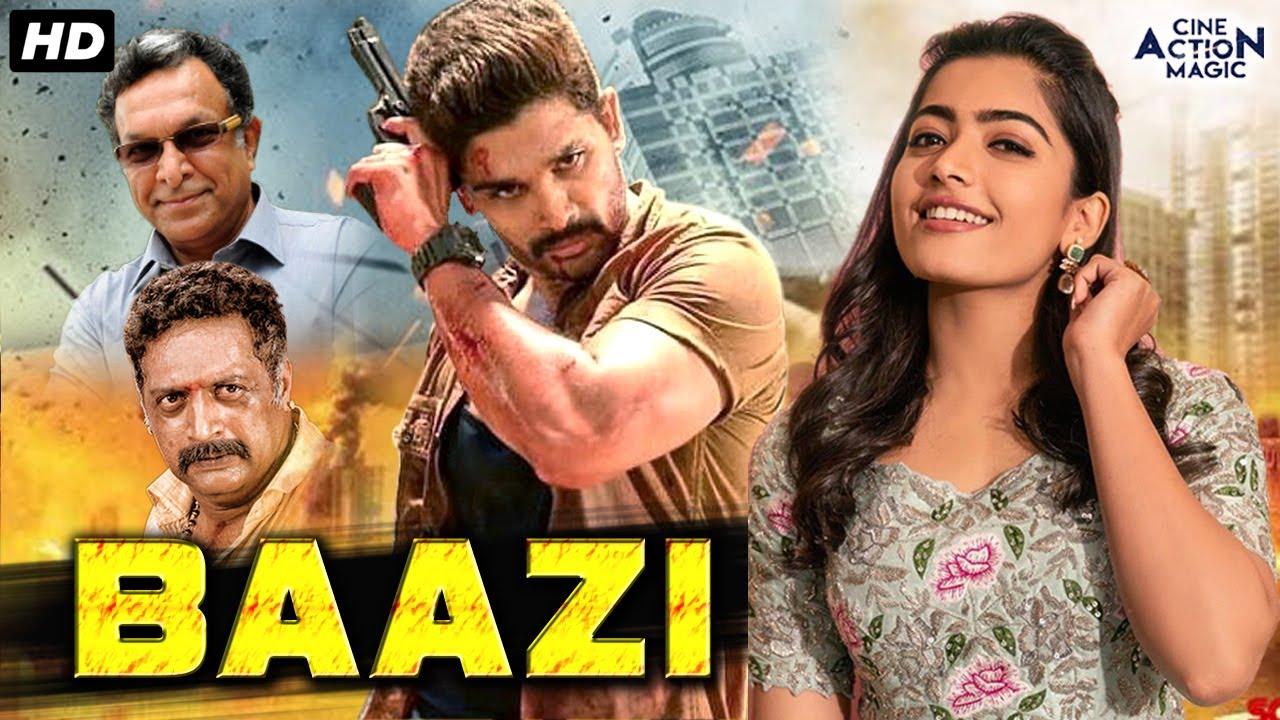 Download BAAZI (2020) - Full Action Hindi Dubbed Movie | South Indian Movies Dubbed In Hindi Full Movie