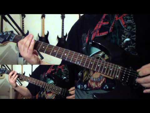 Disincarnate  Beyond the Flesh guitar