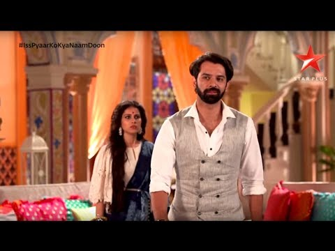 Iss Pyaar Ko Kya Naam Doon | Advay And Chandni