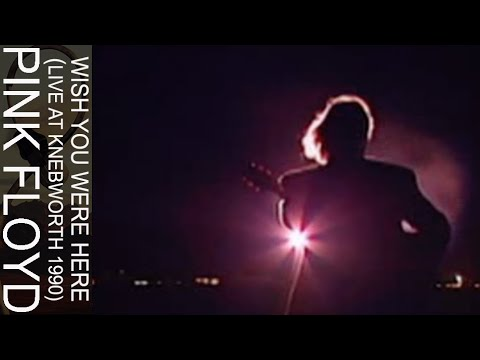 Pink Floyd – Wish You Were Here (Live At Knebworth 1990) preview image