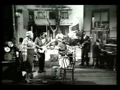 Big  Mama Thornton ft  Buddy Guy   Hound Dog