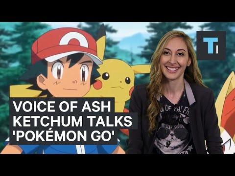 Voice Of Ash Ketchum Talks 'Pokémon GO'
