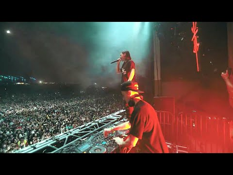 Skrillex - Crowd Control, Left To Right