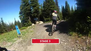 SilverStar Enduro Stan's NoTubes Course Preview - 2020 CLIF Crankworx Summer Series
