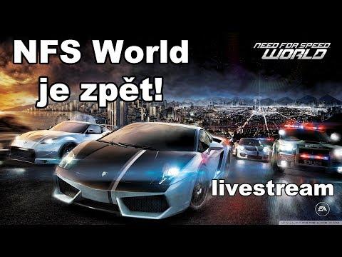 NEED FOR SPEED: WORLD JE ZPĚT ONLINE! (Ke Stažení V Popisku) | Záznam | Mafiapau